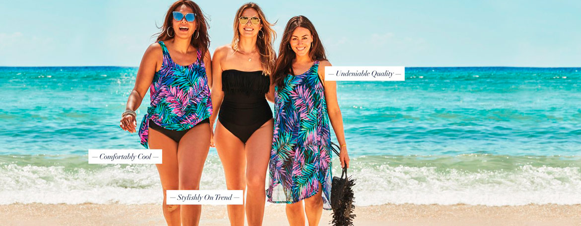 Plus Size Swimwear 2020 Collection