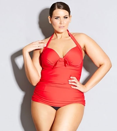 Plus Size Skirtinis