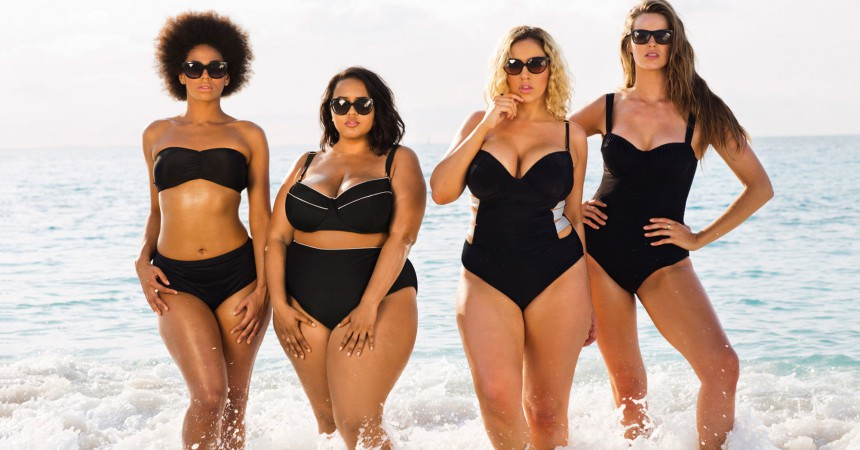 sexy plus size bathing suits